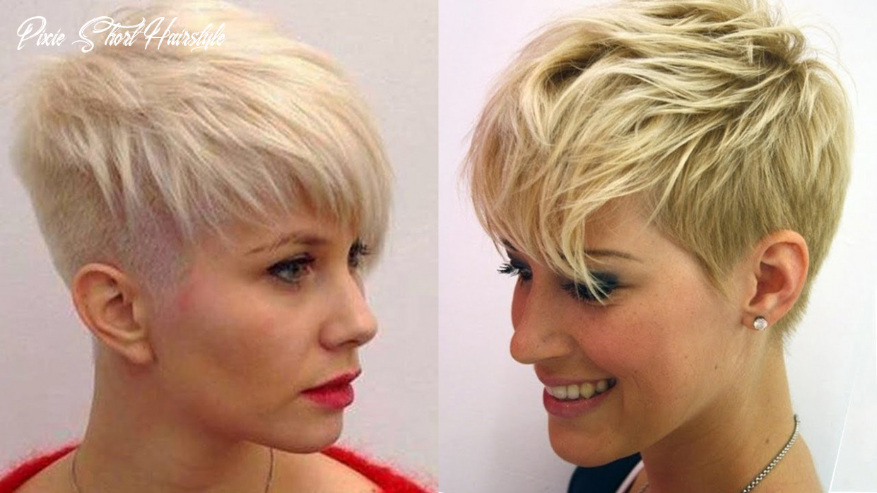 11 wonderful pixie short haircuts for women 😱 amazing hair transformation | lifob pixie short hairstyle