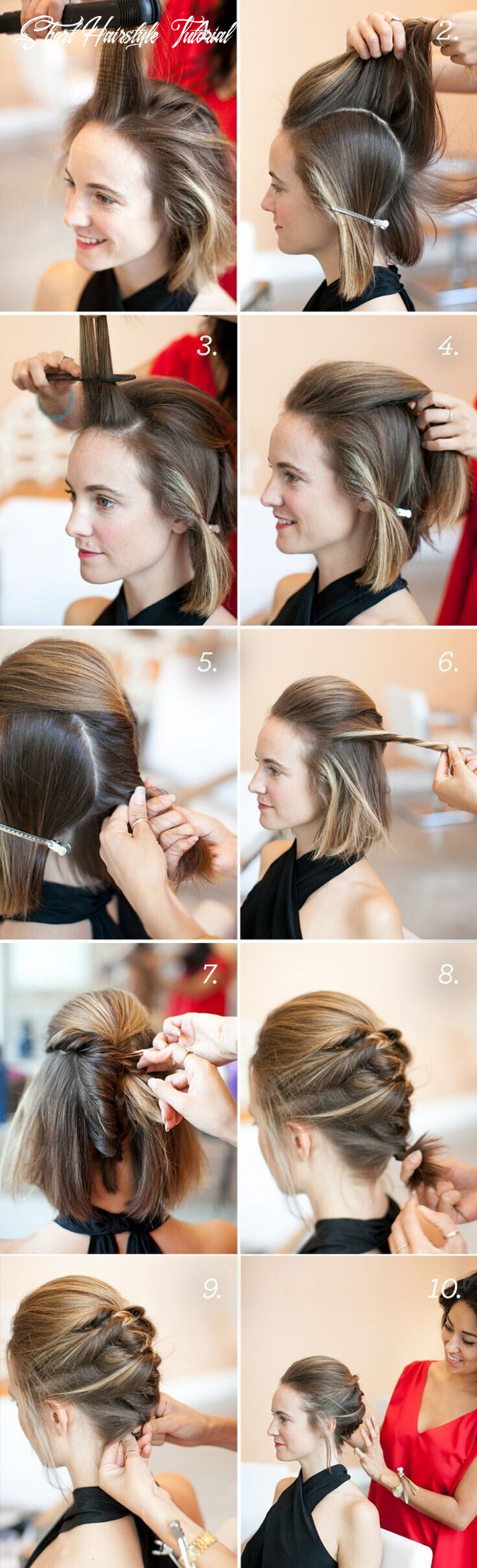 1111 short hairstyles for girls: with or without curls! (11