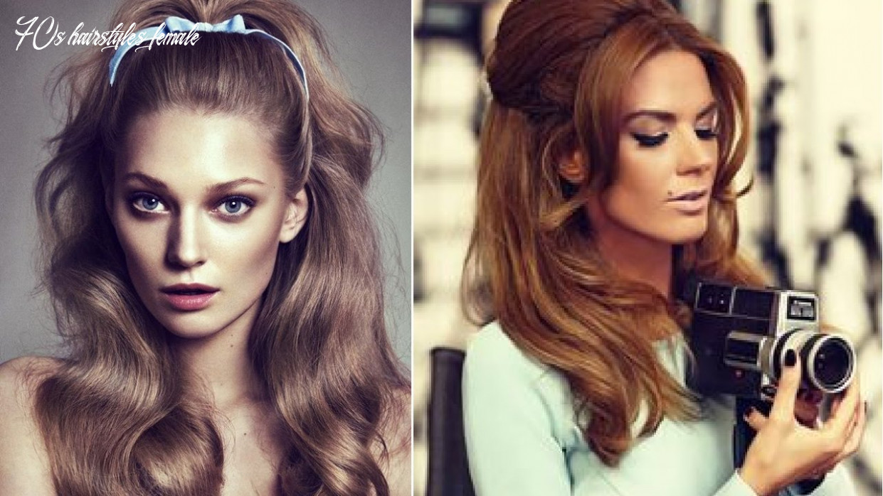 11s hairstyle for long hair 70s hairstyles female