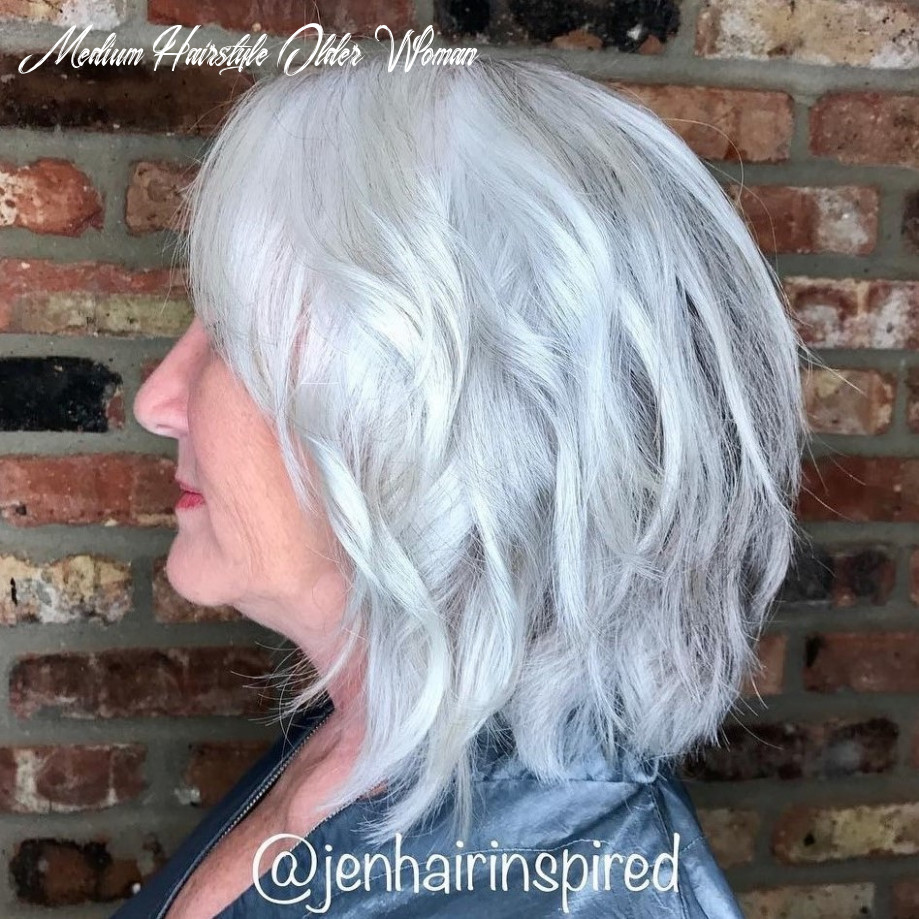 12 age defying hairstyles for women over 12 hair adviser medium hairstyle older woman