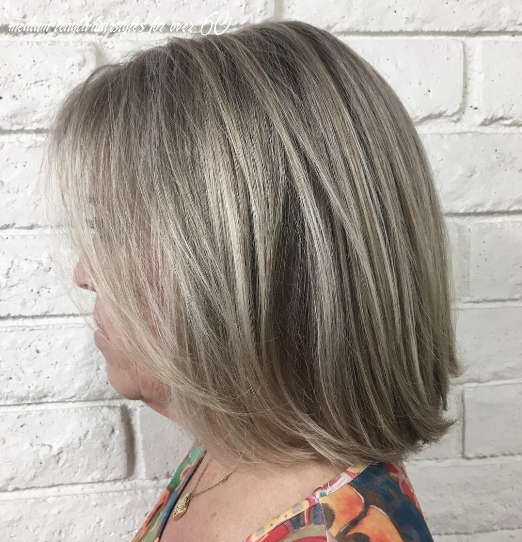 12 age defying hairstyles for women over 12 hair adviser medium length hairstyles for over 60