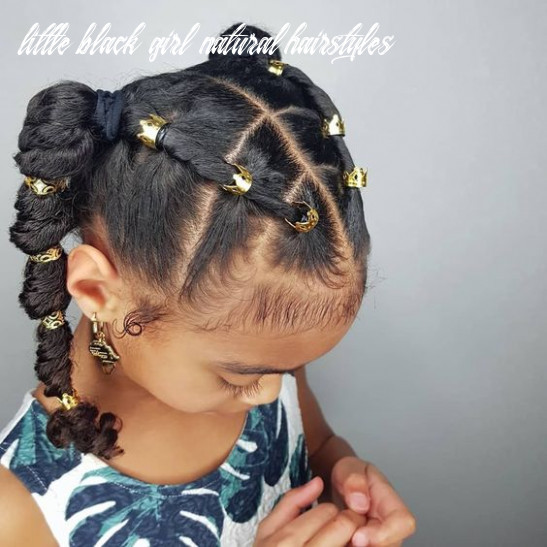 12 amazing natural hairstyles for little black girls little black girl natural hairstyles