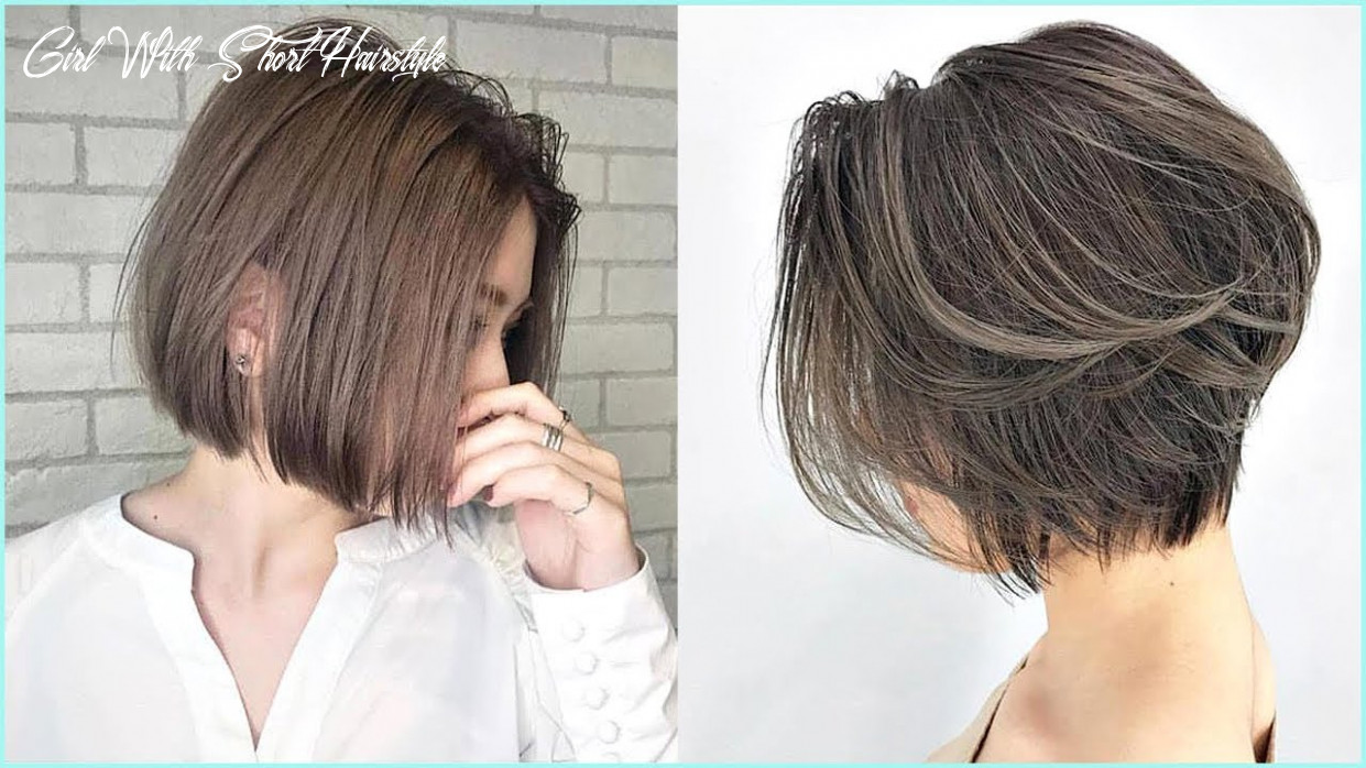 12 amazing short haircut for women 😍professional haircut #12 girl with short hairstyle