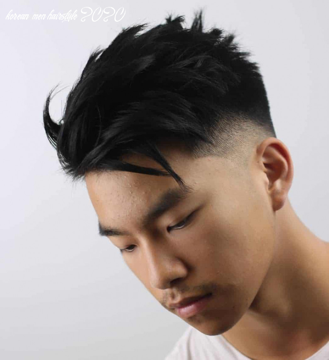 12 asian men hairstyles style up with the avid variety of