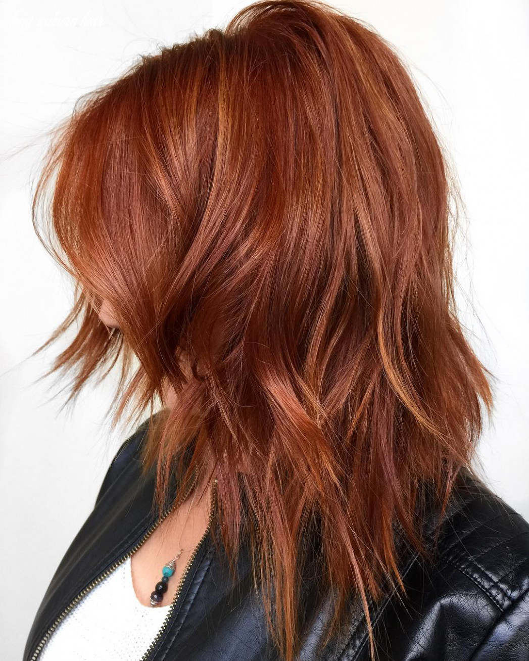 12 Auburn Hair Colors to Emphasize Your Individuality