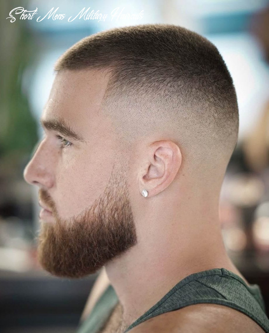 12 awesome military haircuts for men short mens military haircuts