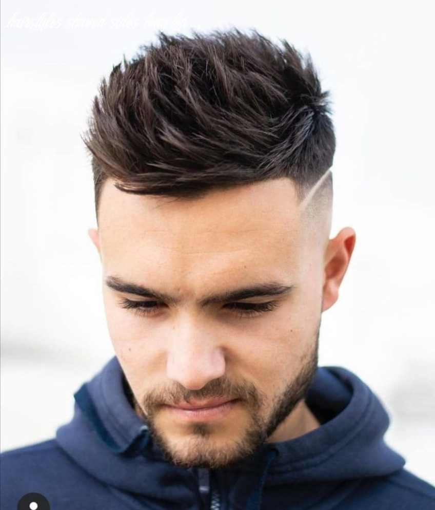 12 Awesome Shaved Sides Haircut Ideas You Need To Try! | Outsons ...