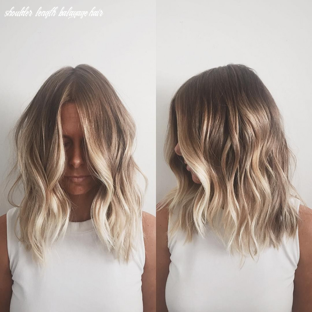 12 balayage hair color ideas with blonde, brown, caramel and red