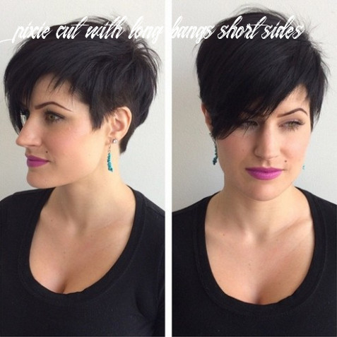 12 beautiful short pixie hairstyles: short hair trends 12