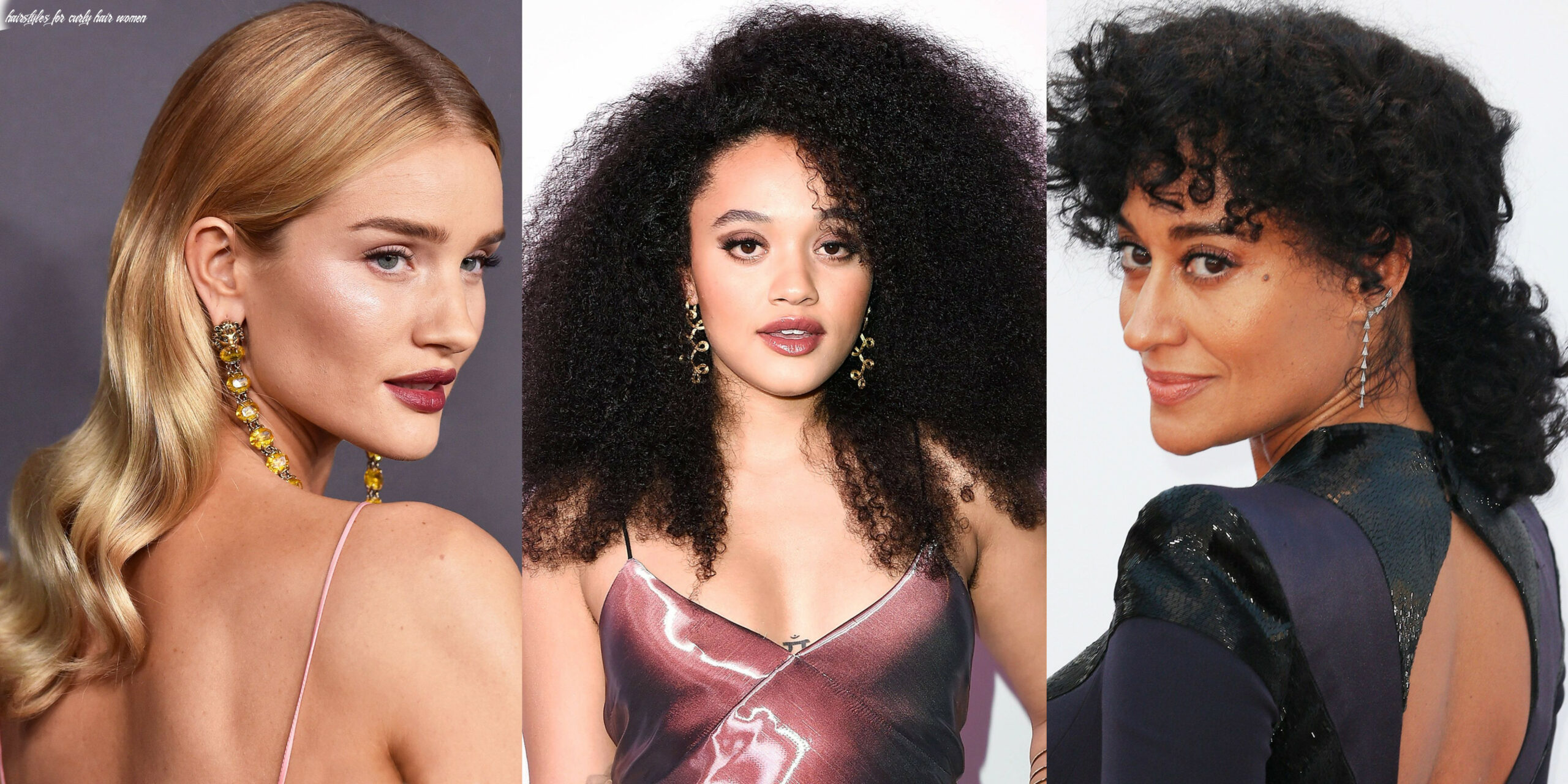 12 Best Curly Hairstyles of 12 - Curly Hair Photos