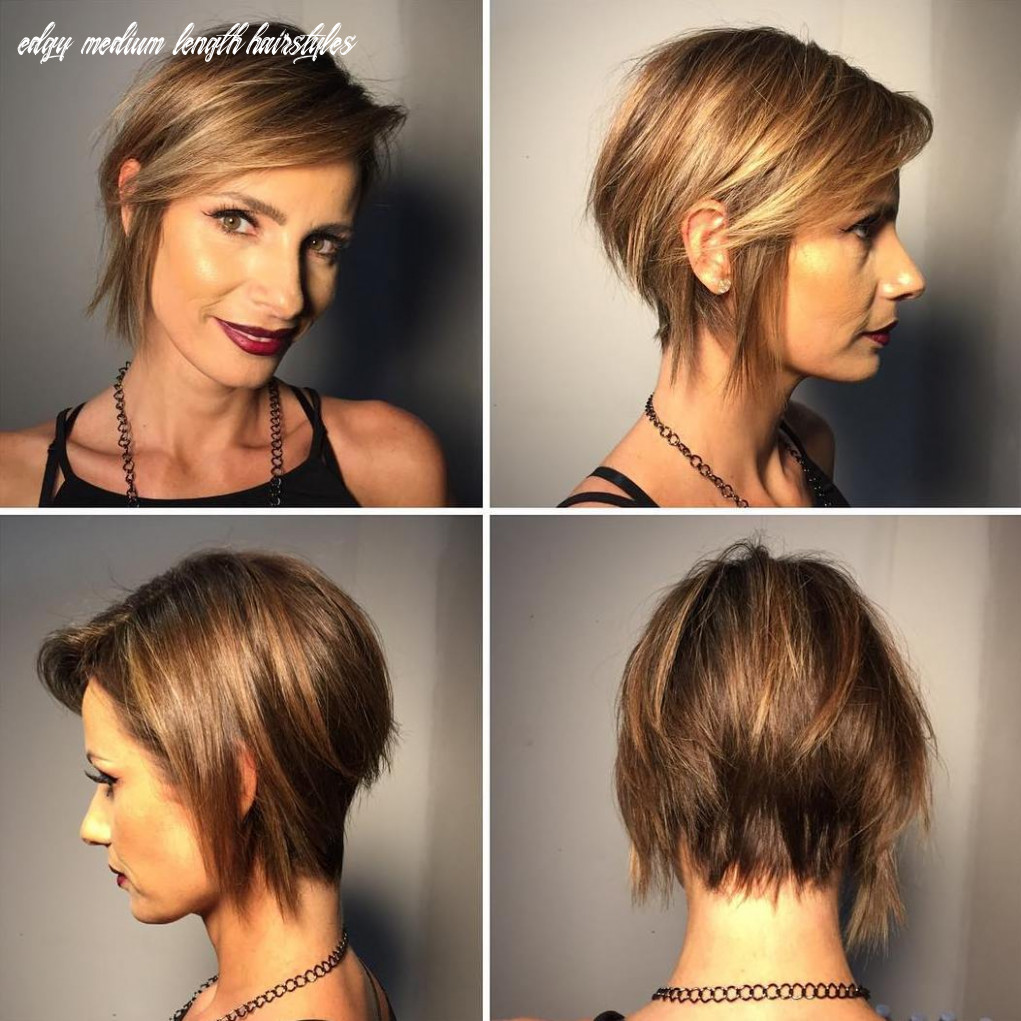 12 best edgy haircuts ideas to upgrade your usual styles edgy medium length hairstyles