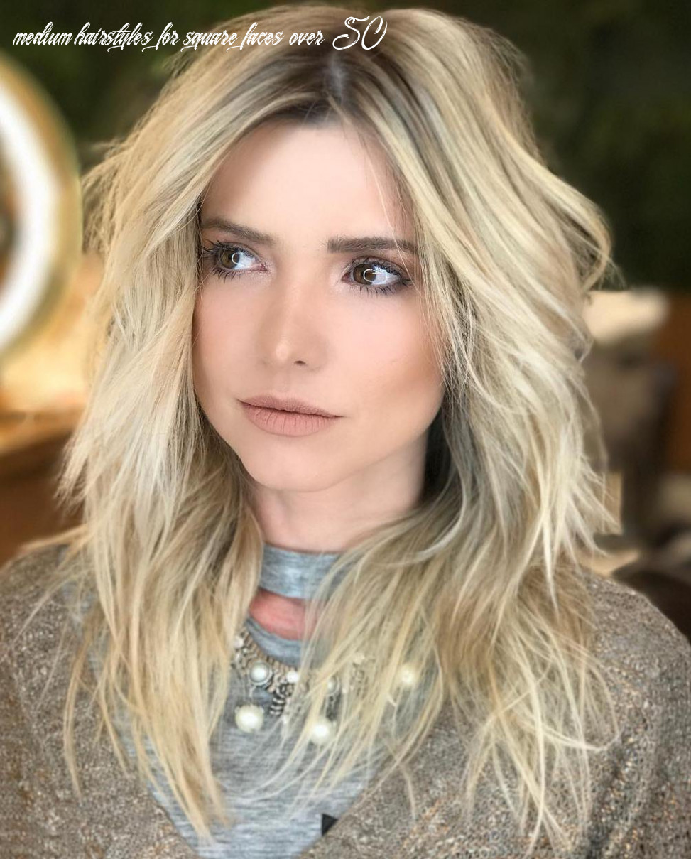 12 best haircuts for square faces that definitely work hair adviser medium hairstyles for square faces over 50