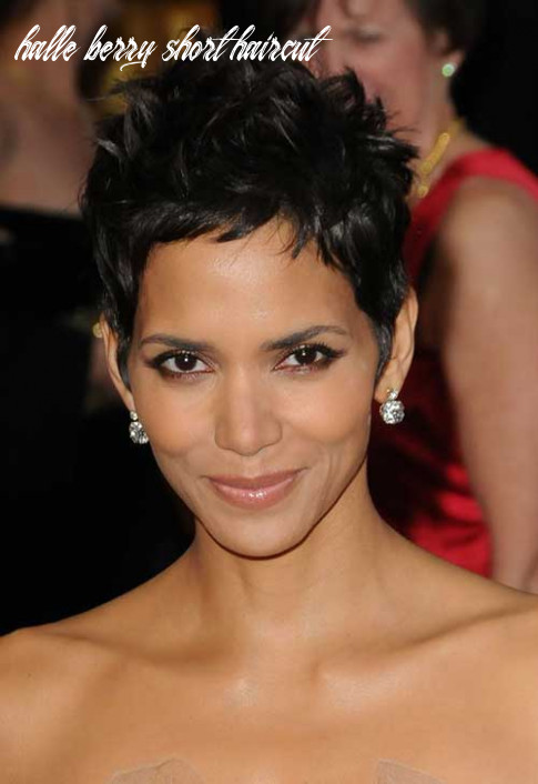 12 best halle berry pixie cuts halle berry short haircut