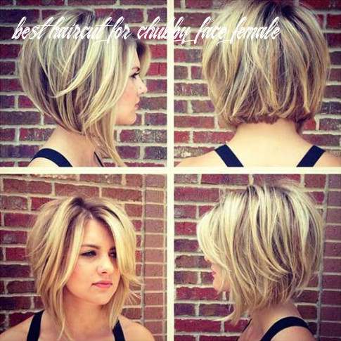 12 best layered short haircuts for round face 12 best haircut for chubby face female