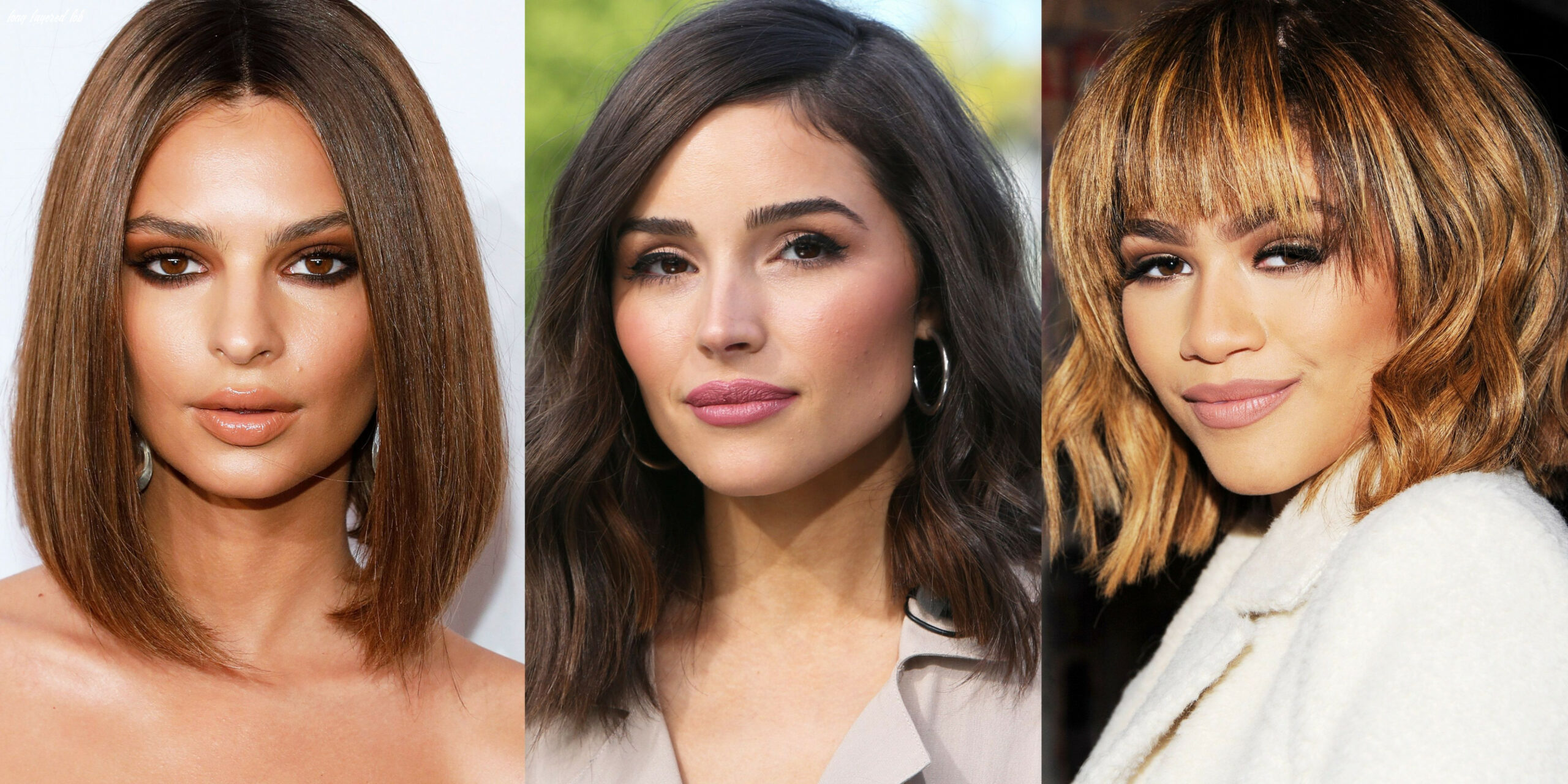 12 best long bob haircut and hairstyle ideas of 12 long layered lob