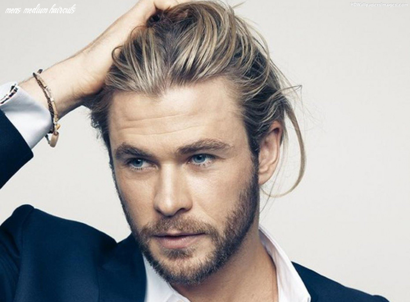 12 Best Medium Hairstyles For Men