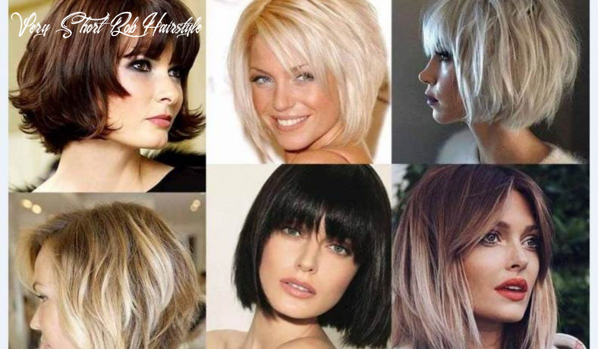 12 best short bob haircuts and hairstyles for women hairstyles12 very short bob hairstyle