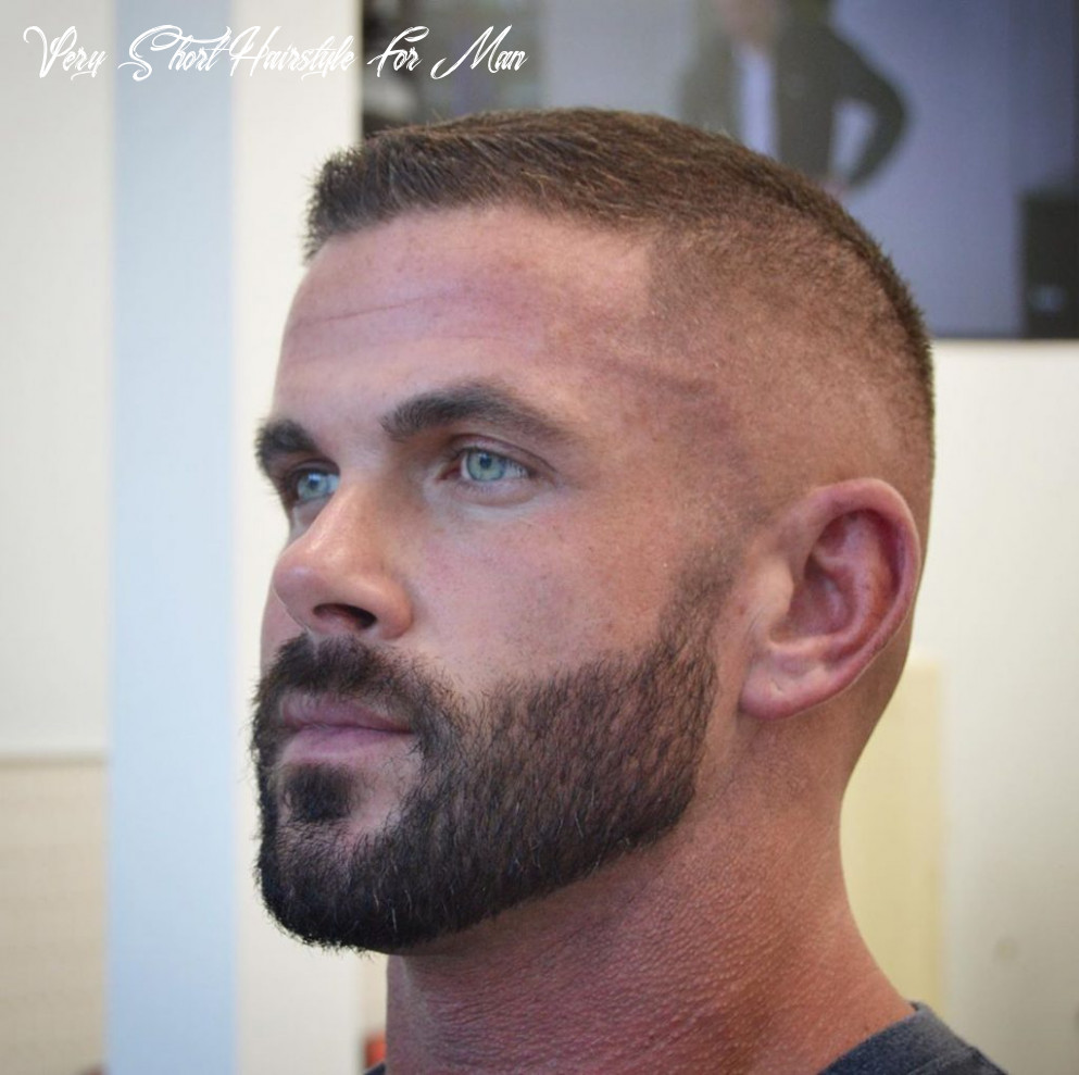 12 best short haircuts for men (summer 12 update) very short hairstyle for man