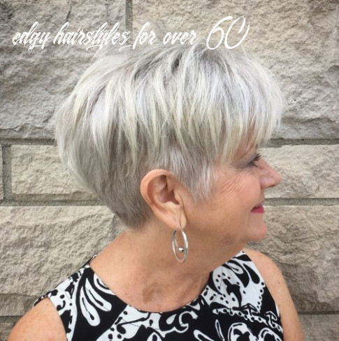 12 best short hairstyles and haircuts for women over 12 edgy hairstyles for over 60