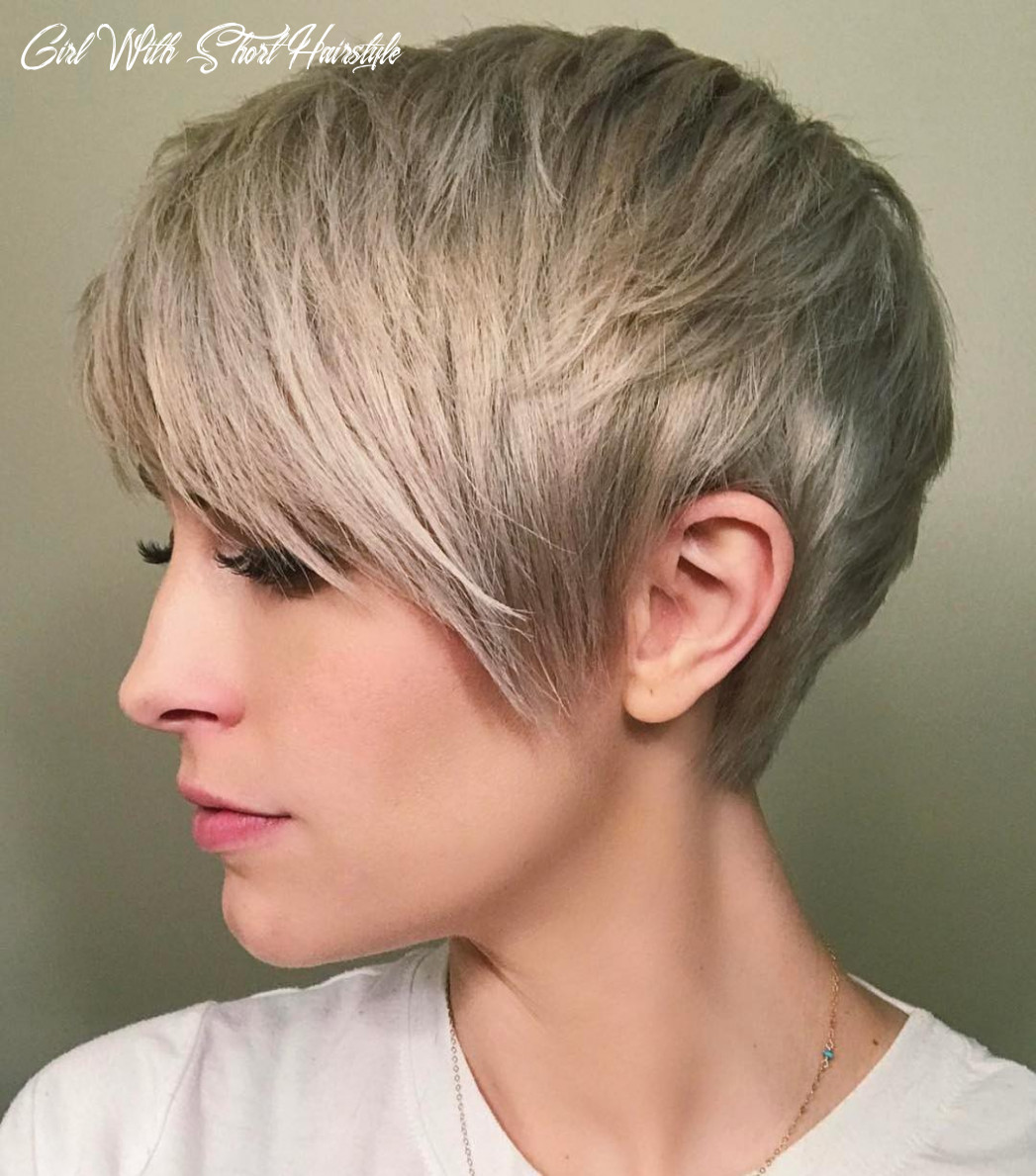 12 best short straight hairstyle trends 12 girl with short hairstyle