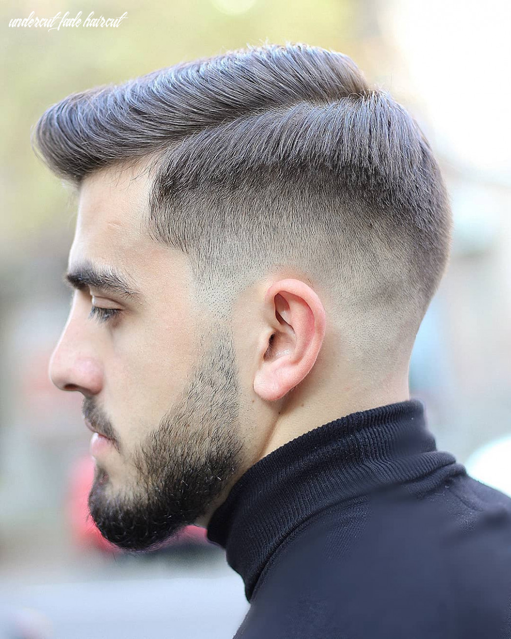 12 best undercut hairstyles for men you can try in 12   peaky