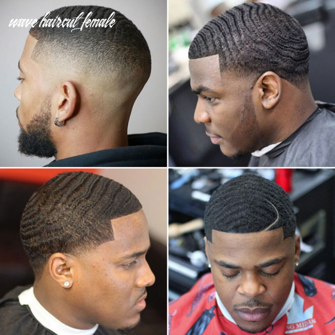 12 best waves haircuts for black men (12 guide) wave haircut female