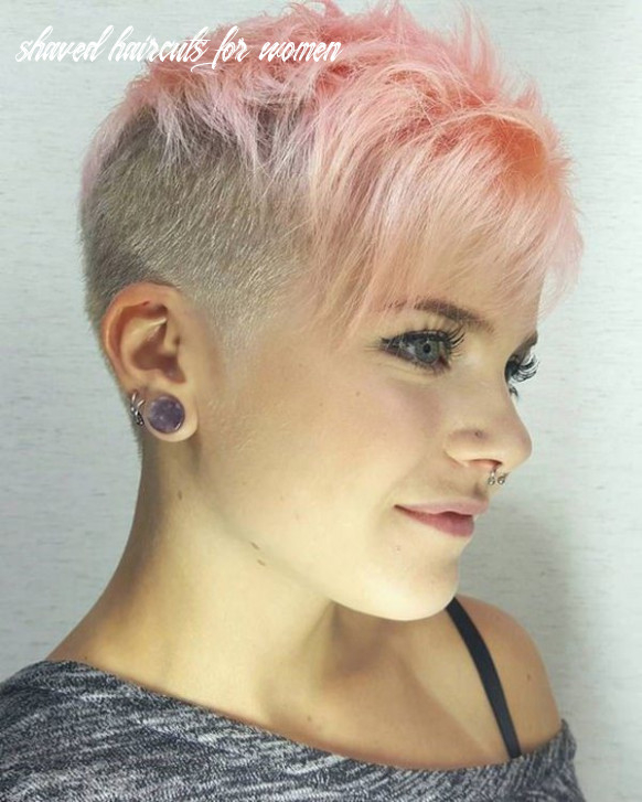 12 Bold Shaved Hairstyles For Women