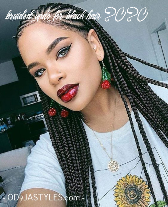 12 braided hair styles 1212: pictures of braid styles you should