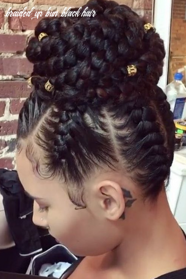 12 braided prom hairstyles fit for a queen | braids for black hair