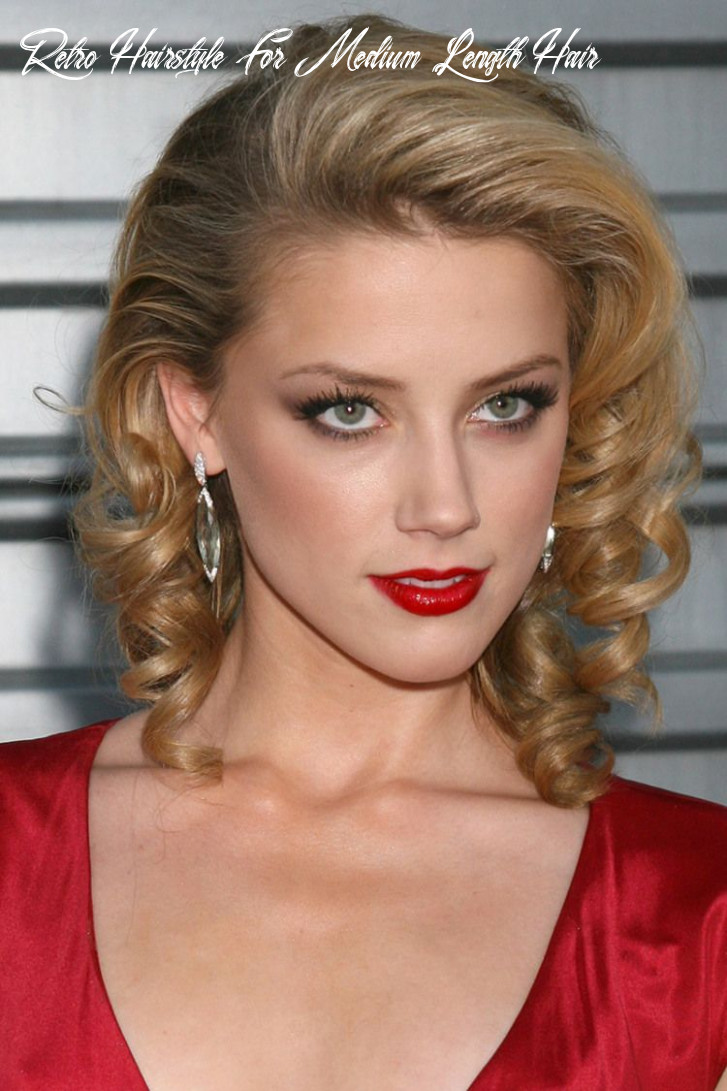12 brightest medium layered haircuts to light you up   curled