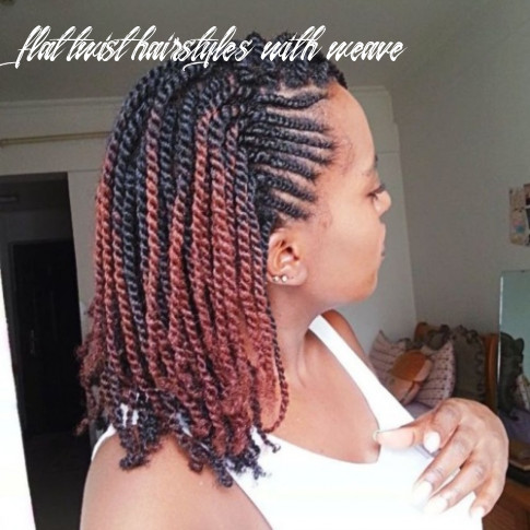 12 catchy and practical flat twist hairstyles | hair motive hair