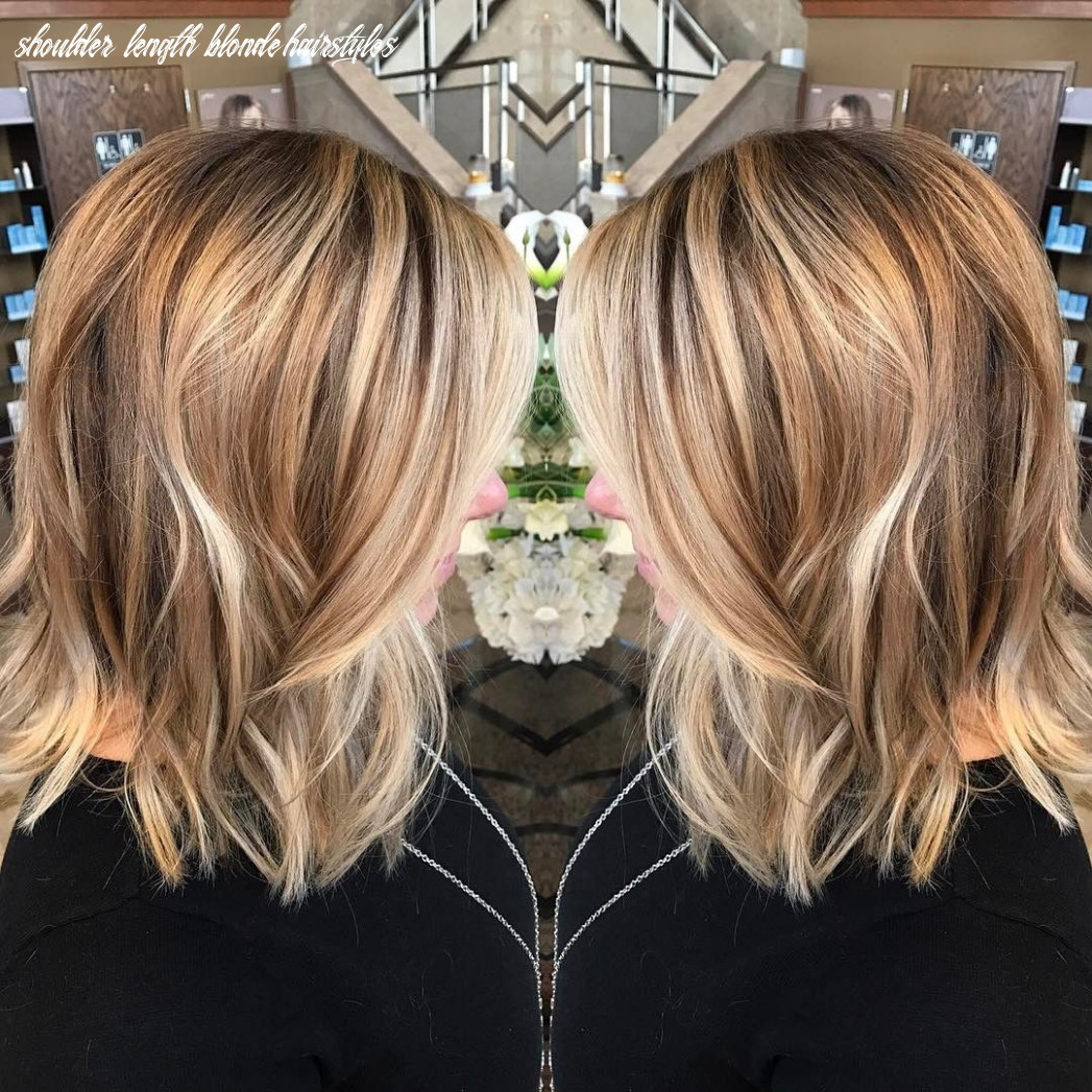 12 chic everyday hairstyles for shoulder length hair 12 | hair