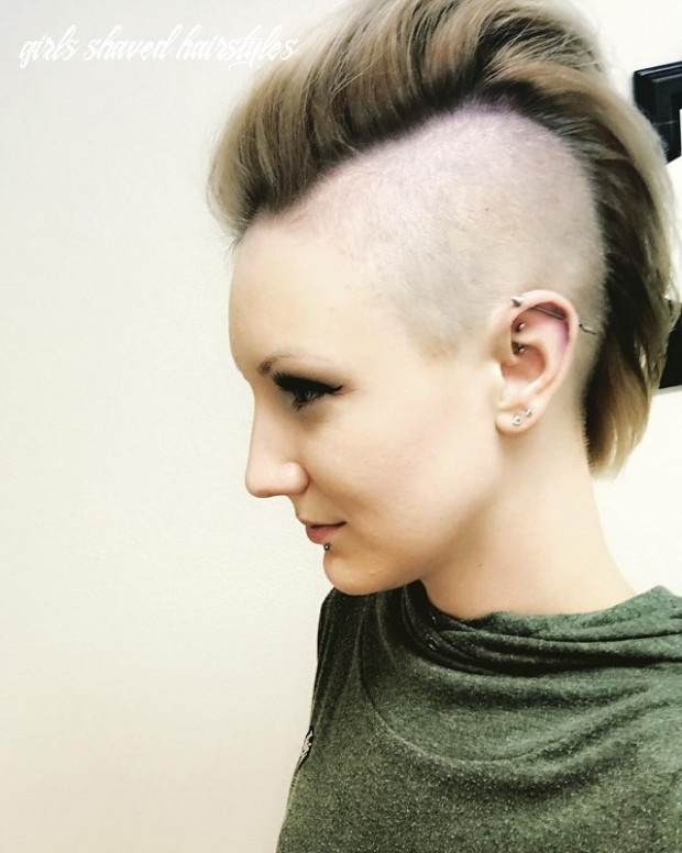12 chic shaved haircuts that girls can try – child insider girls shaved hairstyles