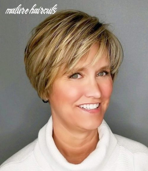12 classy and simple short hairstyles for women over 12 mature haircuts