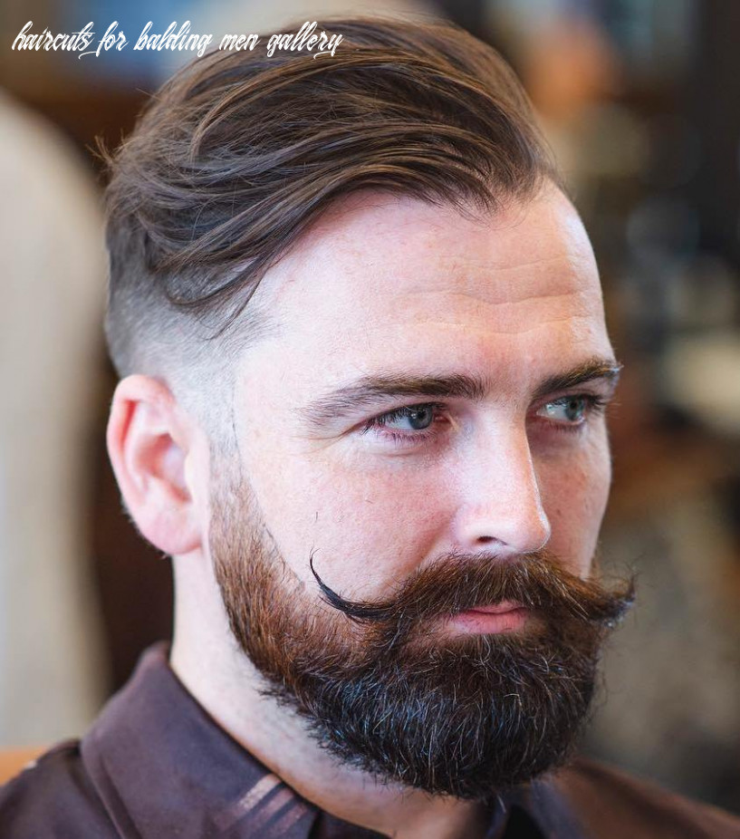12 classy haircuts and hairstyles for balding men haircuts for balding men gallery