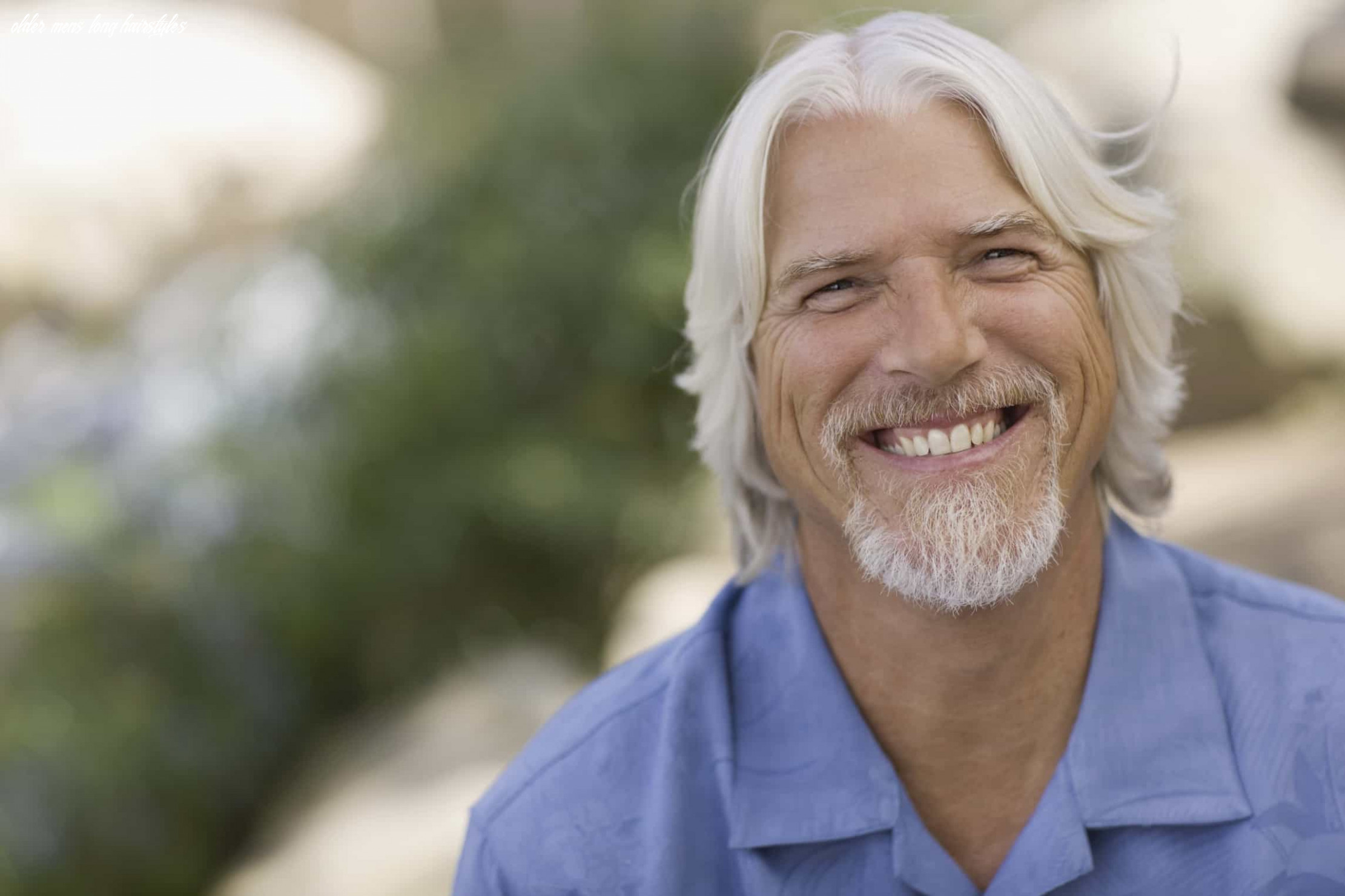 12 classy older men hairstyles to rejuvenate youth (12 trends) older mens long hairstyles