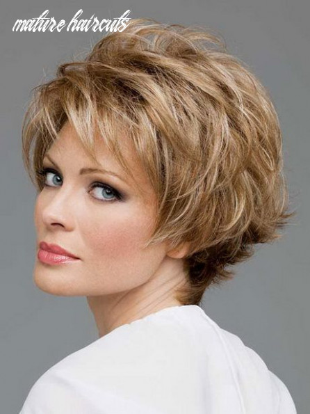 12 classy short hairstyles for mature women haircut today mature haircuts