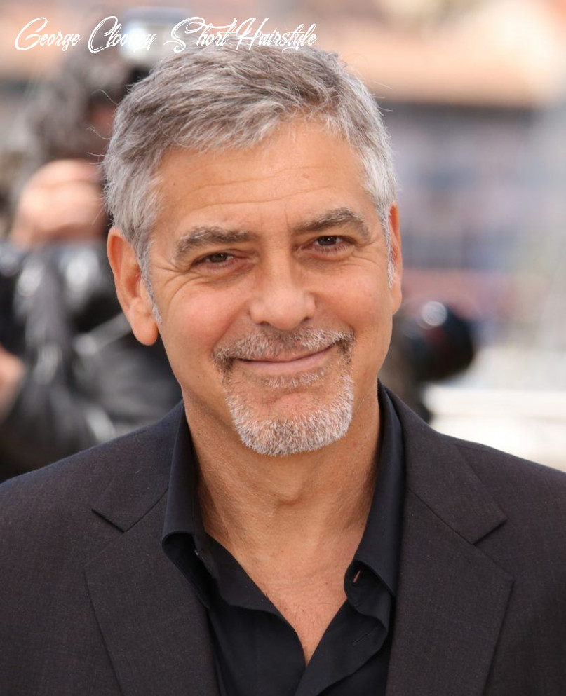 12 cool haircuts for men and how to rock them this season george clooney short hairstyle