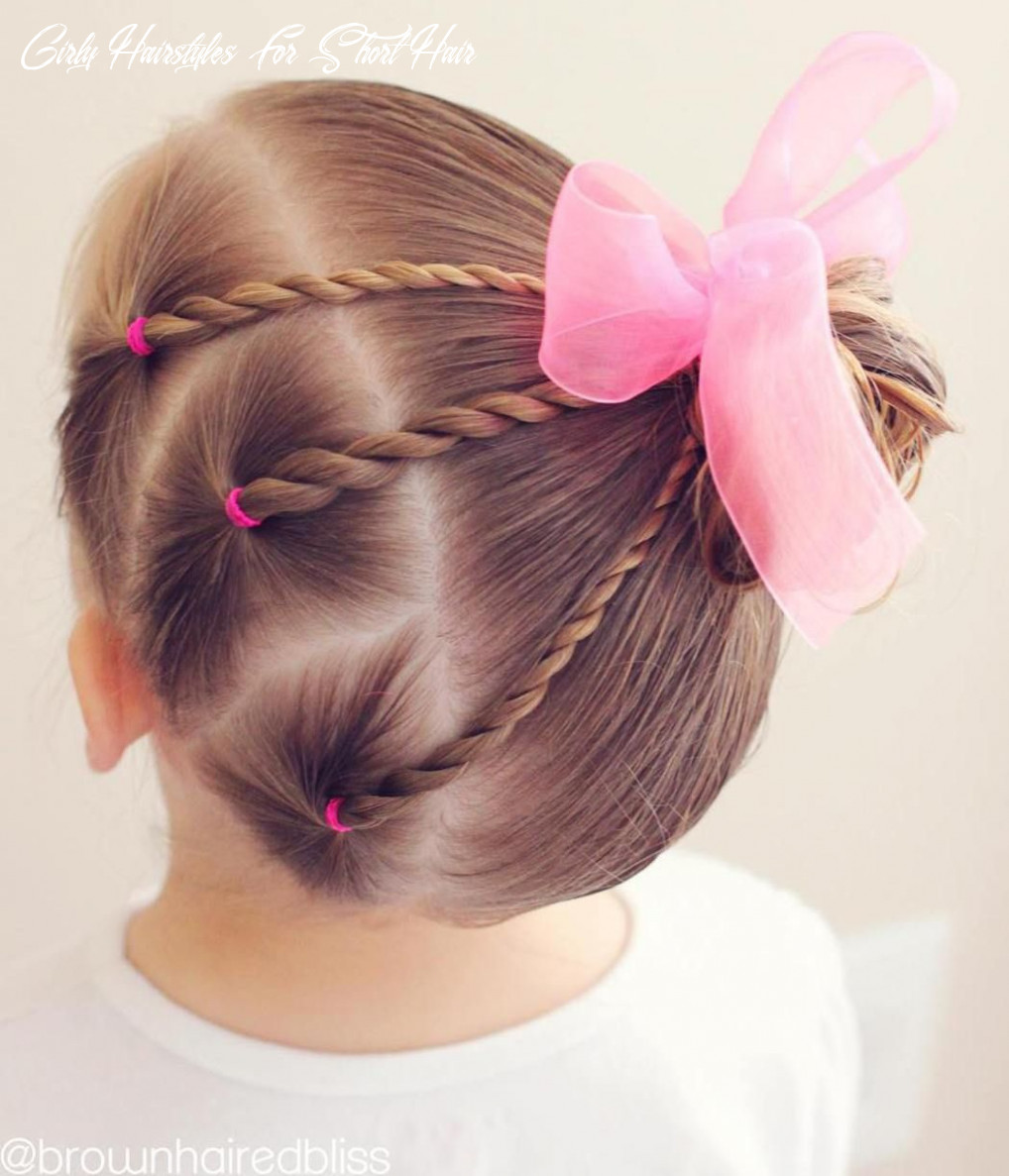12 cool hairstyles for little girls on any occasion | easy toddler