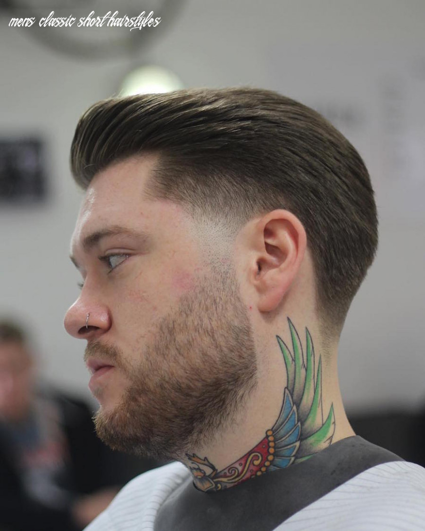 12 cool short haircuts for guys mens classic short hairstyles