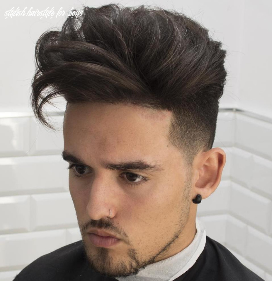 12 cool short hairstyles and haircuts for boys and men stylish hairstyle for boys