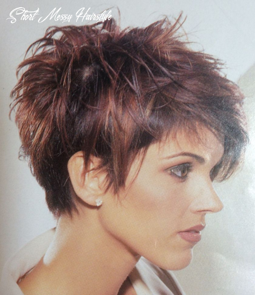 12 cool short messy pixie haircut ideas that must you try   pixie