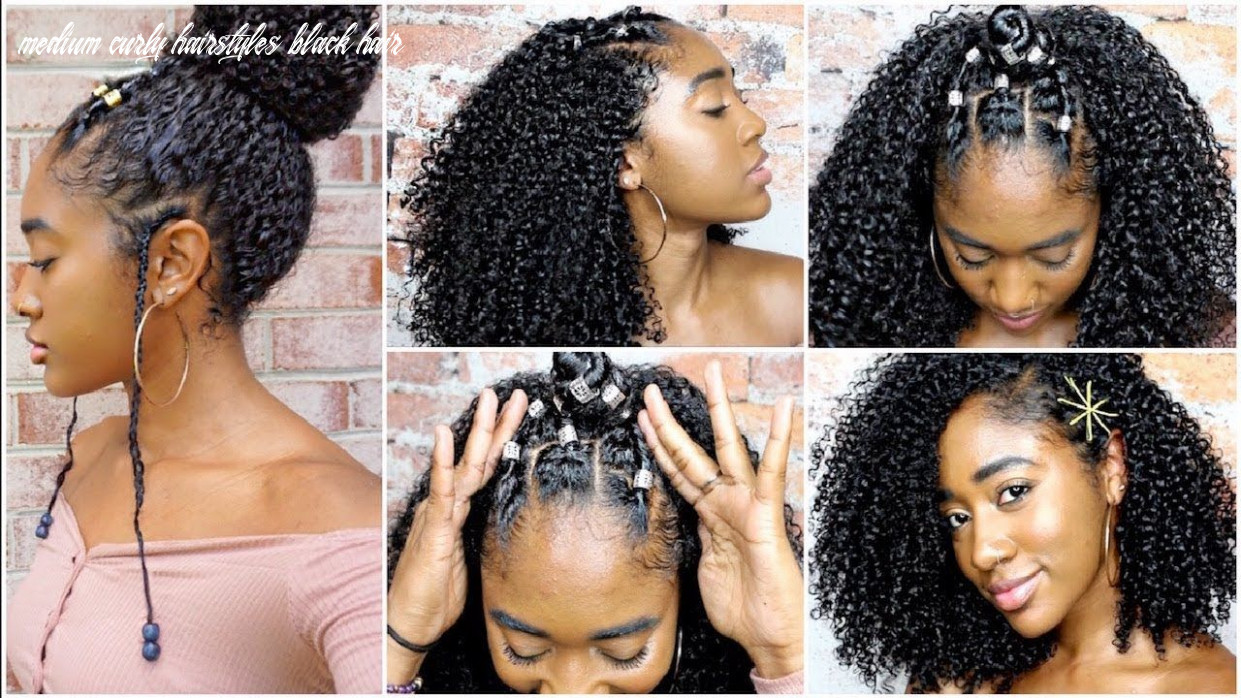 12 curly hairstyles for natural hair | curly hair styles naturally