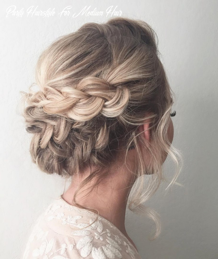 12 cute and easy party hairstyles for all hair lengths and types party hairstyle for medium hair