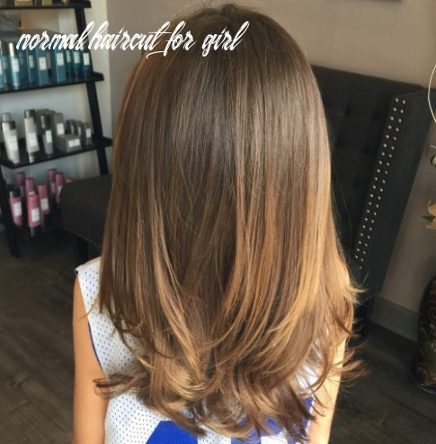 12 cute haircuts for girls to put you on center stage normal haircut for girl