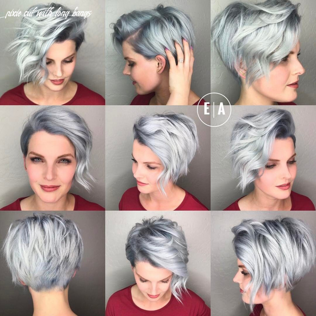 12 cute pixie cuts: short hairstyles for oval faces popular haircuts pixie cut with long bangs