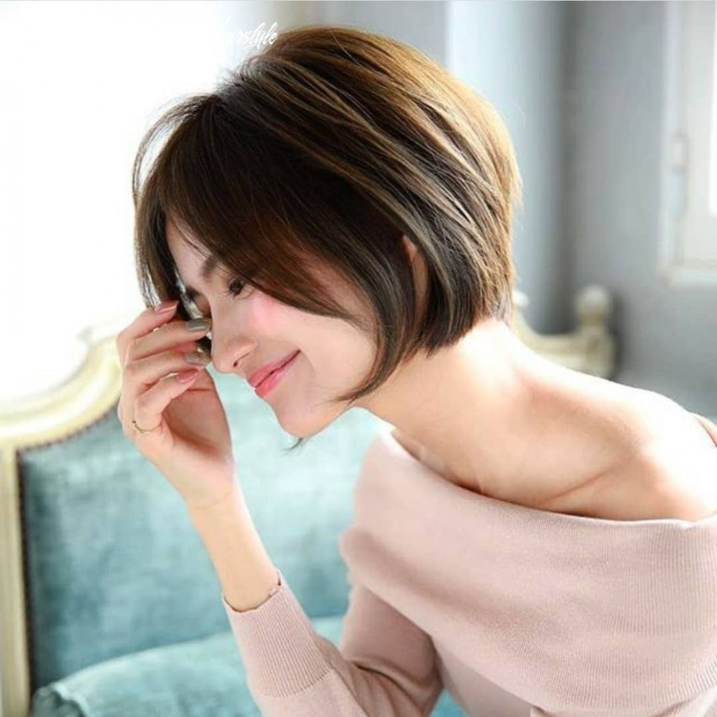 12 cute short hairstyles and haircuts for young girls, short hair 12 girl with short hairstyle