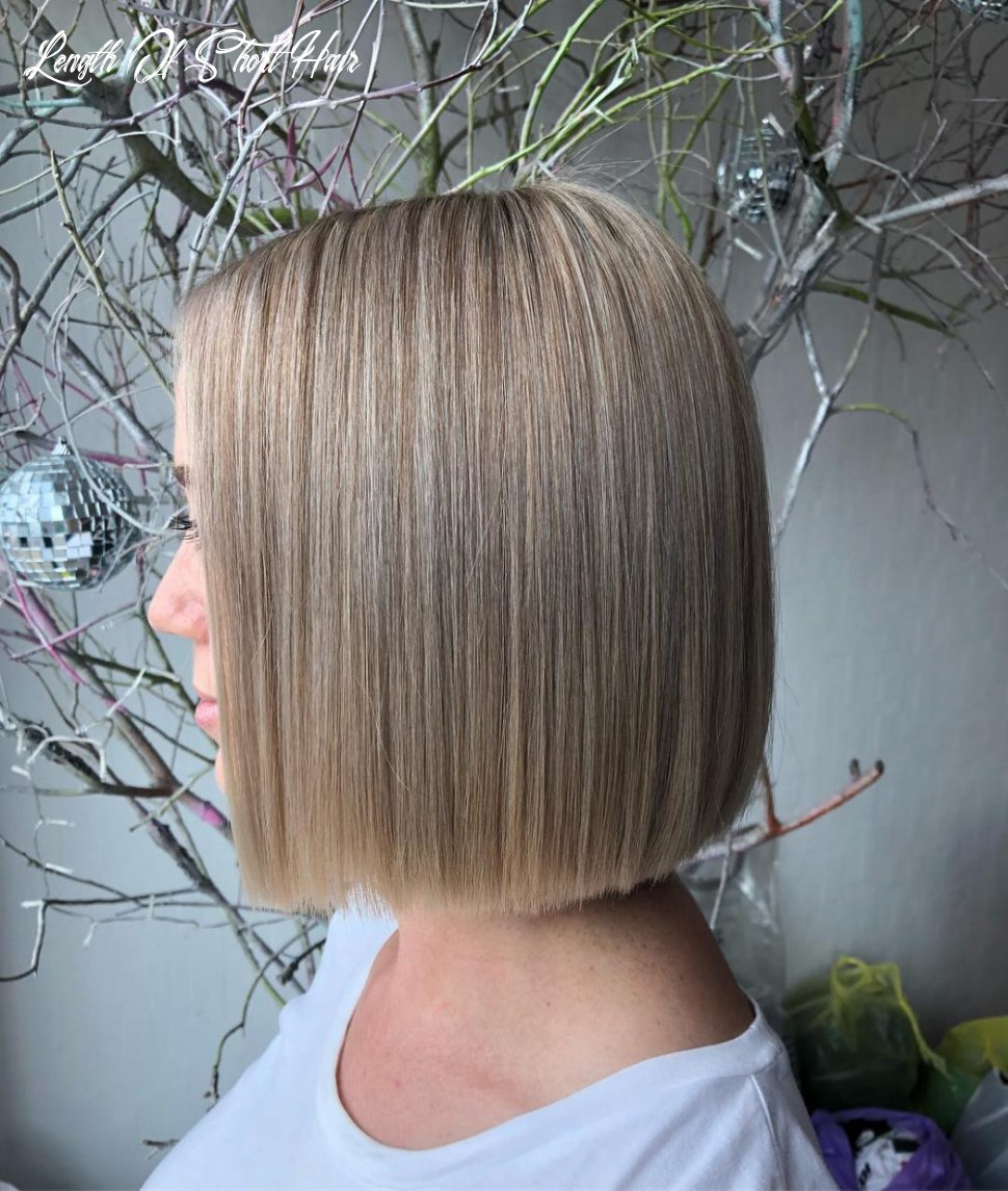 12 cutest chin length hairstyles (trending for 12) length of short hair