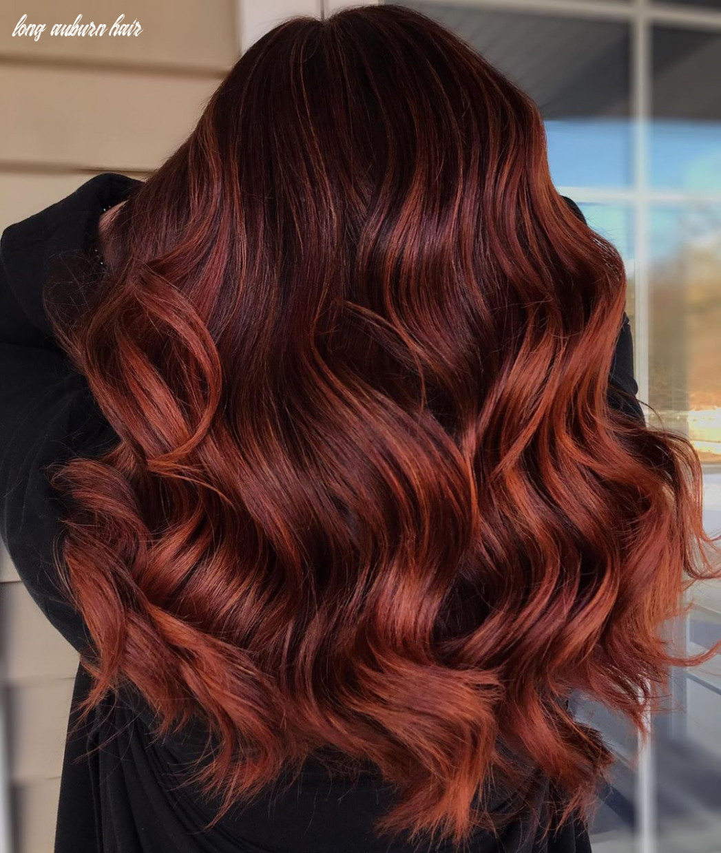 12 dainty auburn hair ideas to inspire your next color appointment