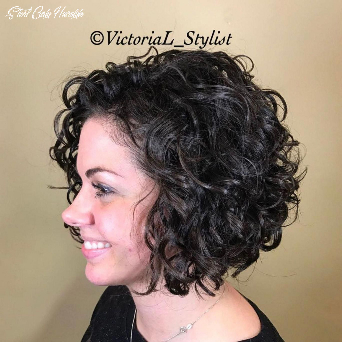 12 different versions of curly bob hairstyle | curly hair styles